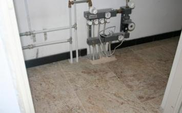 vloerverwarming prijs.nl - Vloerverwarming, Vloerverwarming na oplevering