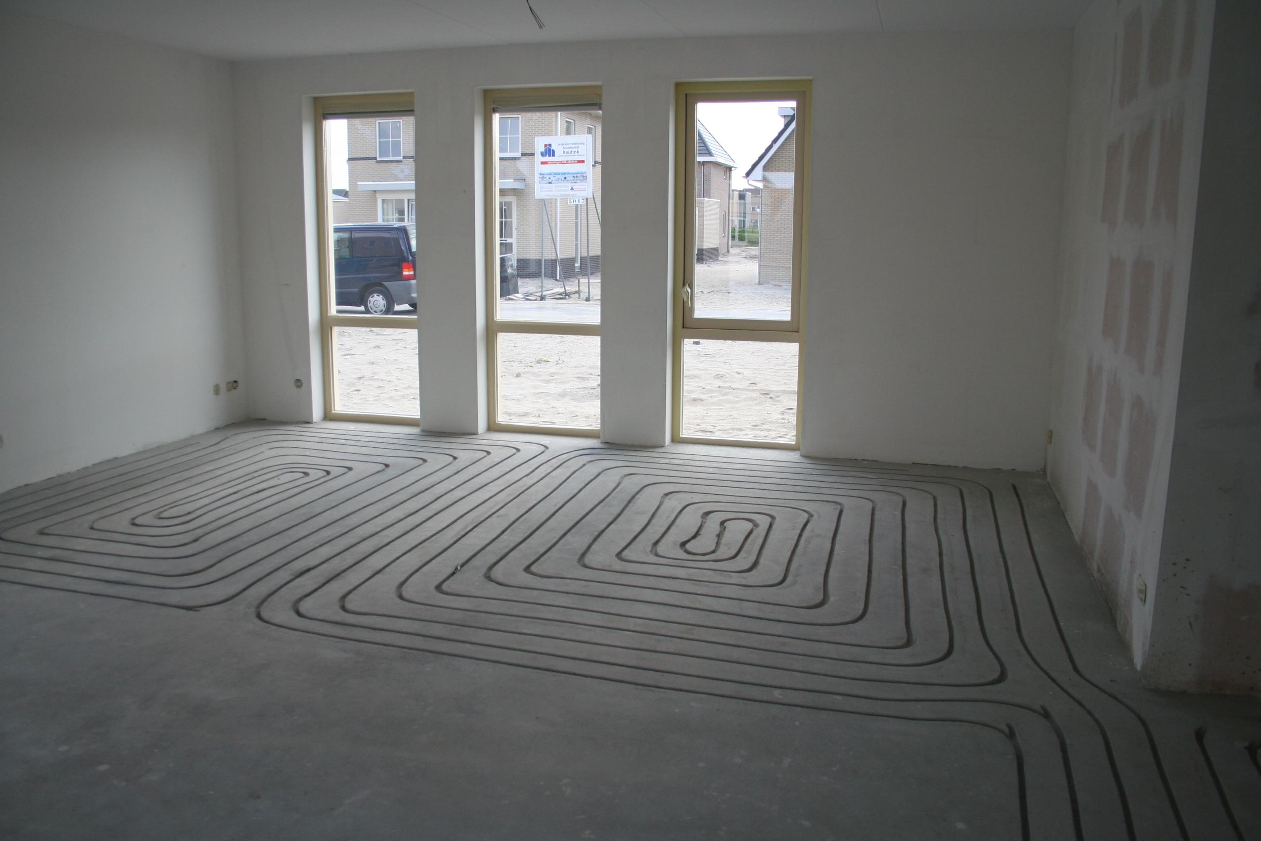 vloerverwarming prijs.nl -